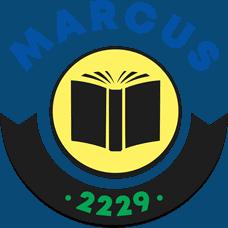 Marcus 2229 - J. Tyrone Marcus Logo